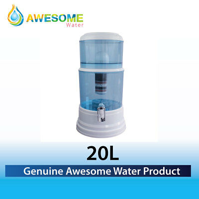 NEW AWESOME WATER BenchTop Water Purifier