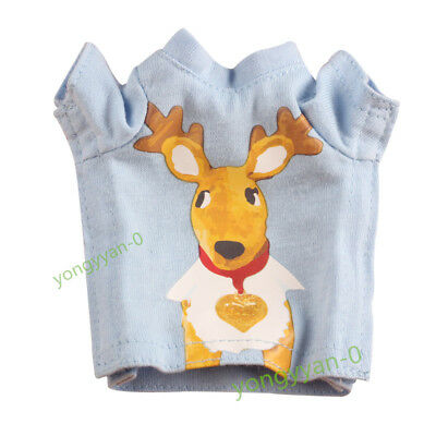 Christmas Elf Claus Couture Elf Pets Reindeer tee Xmas toy on the shelf