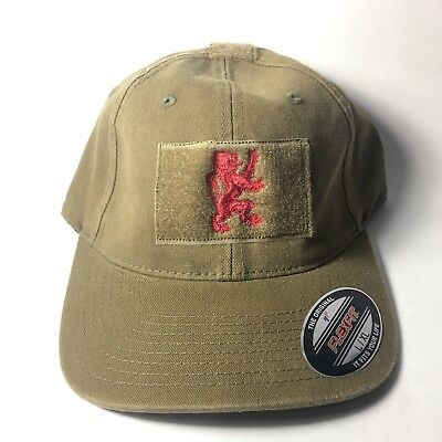London Bridge Trading LBT Coyote Tan Shooters Hat Flexfit - L/XL - SEAL NSW AOR1