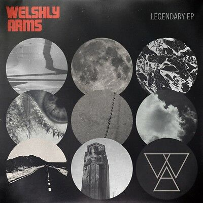 Welshly Arms - Legendary-EP