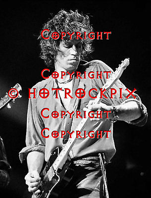 Archival Quality Photo Of Keith Richards Rolling Stones