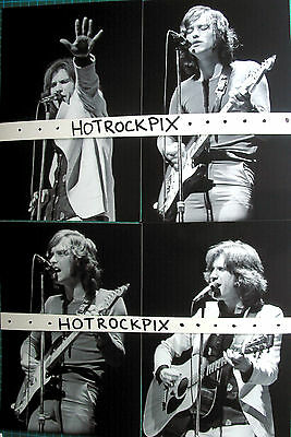 23 Different 4X6 Photos Of The Kinks In Concert 1974