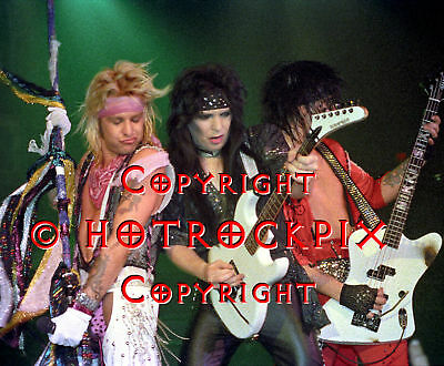 Archival Quality Photo Of Vince Neil Of Motley Crue