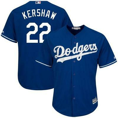 Los Angeles Dodgers Clayton Kershaw Royal Men's jersey