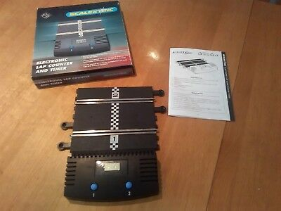 Classic Scalextric Electronic Lap Counter