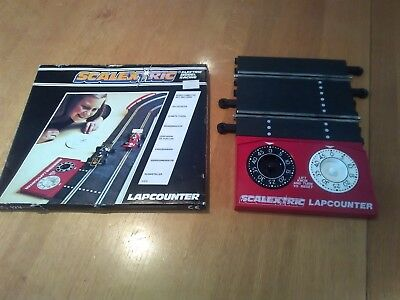 Scalextric Lap Counter - Fully Working - Boxed
