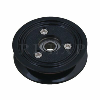 Low Coefficient of Friction Guide Wheel Combined Idler Pulley 1002-B04
