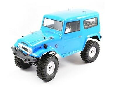Ftx5565 Coche Rc Outback Tundra 4X4 Crawler 1:10 Rtr