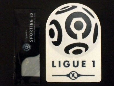 Official French ligue/League 1 Football Shirt Badge/Patch