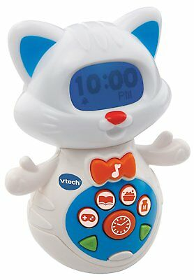 Vtech Baby Stay In Bed Sleepy Cat Toy