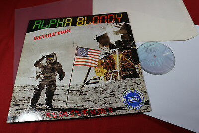 Alpha Blondy  REVOLUTION  -  LP Pathe Holland 1987