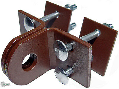 Fall Over for roll-up doors for Padlock 40 mm Basement Sealing