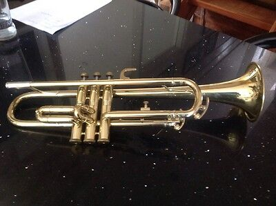 Reduced Vintage Zenith Trumpet mk 2 By J R Lafleur London With Hard Case