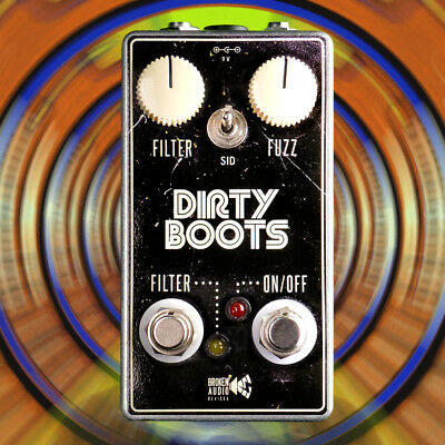 Dirty Boots Fuzz - Broken Audio Devices