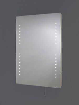 LED Battery Operated Mirror 700mm x 500mm