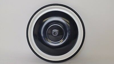 """10"""" Drive Wheel and Tire for Pedal Cars"""