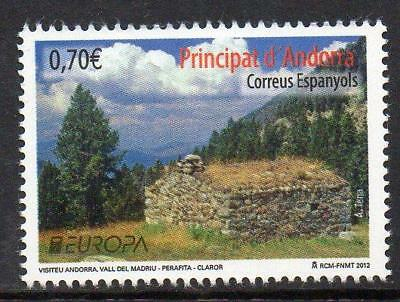 Andorra MNH 2012 EUROPA Stamps