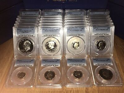 ✯ ESTATE SALE! ✯ PCGS Slabbed GRADED U.S. Proof Coin Hoard ✯ 3 SLAB LOT + BONUS✯
