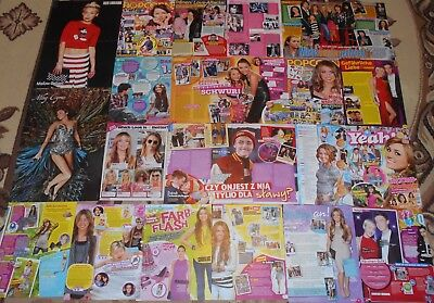 Miley Cyrus - Posters Clippings BIG Collection # 11
