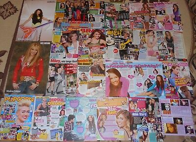 Miley Cyrus - Posters Clippings BIG Collection # 12