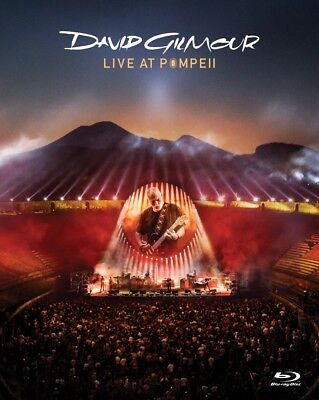 Live At Pompeii - Gilmour David 2 DVD Set Sealed ! New !