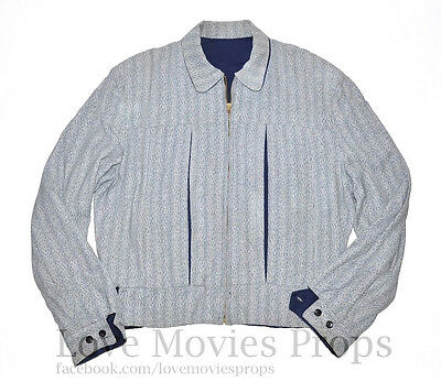 True Romance Christian Slater Screen Worn Jacket Costume Prop Quentin Tarantino