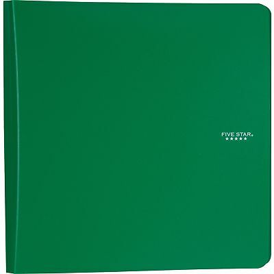 "Mead 3 Ring Binder 1"" 300Sht Capacity Green 73696"