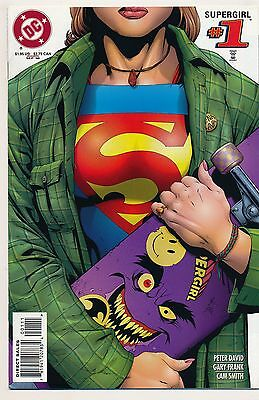 Supergirl (1996 3rd Series) #1 FN/VF