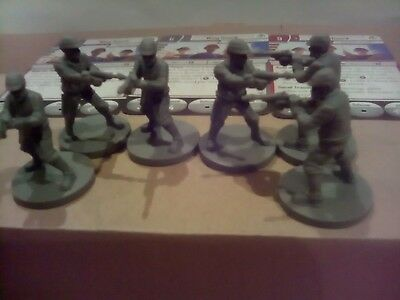 Star Wars Imperial Assault Bespin Wing Guard figures and deployment cards