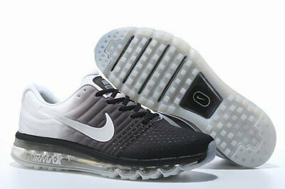 Nike AIR MAX 2017 DARK GREY WHITE