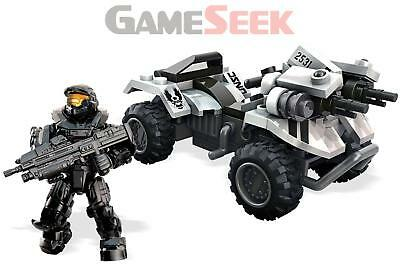 Halo Unsc Gungoose Building Set - Toys Brand New Free Delivery