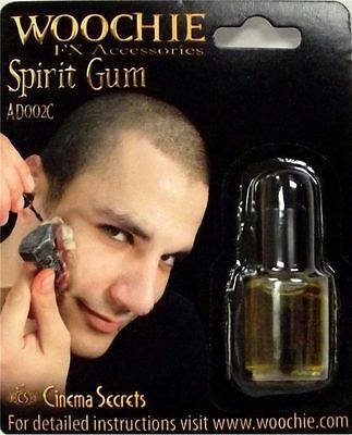 WOOCHIE Spirit Gum CINEMA SECRETS High Quality Prosthetic Halloween Party New