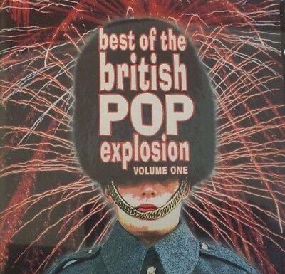 BEST OF THE BRITISH POP EXPLOSION Compilation CD. Animals-Searchers NEW
