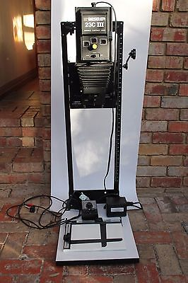 Photographic Enlarger Beseler 23C Xl Mk111 Variable Contrast With Timer And El