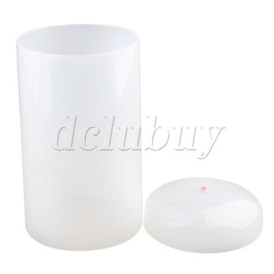 Positioning Translucent D15xH28cm Winder Wire Cover with Porcelain Eye