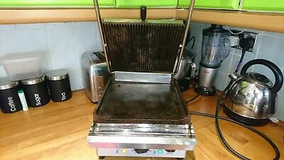commercial panini grill