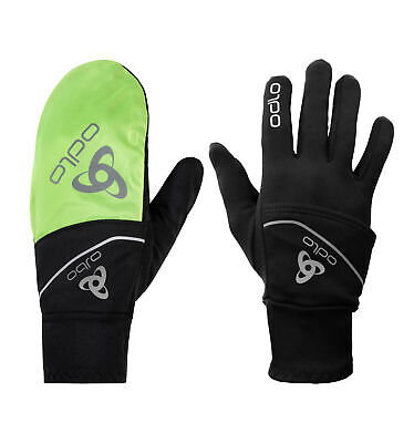 Odlo INTENSITY COVER SAFETY Handschuhe, Laufhandschuhe, Ribstop-Gloves