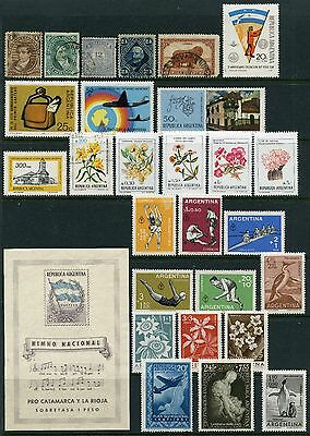 Argentina Collection Mint & Used