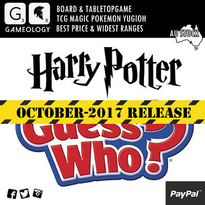 PREORDER Harry Potter Guess Who Board Game Party Easter Christmas Gift Game