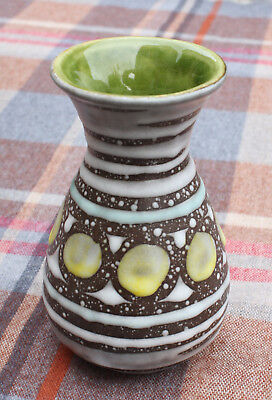 Vintage Fat Lava vase - German Pottery from the 60's or 70's