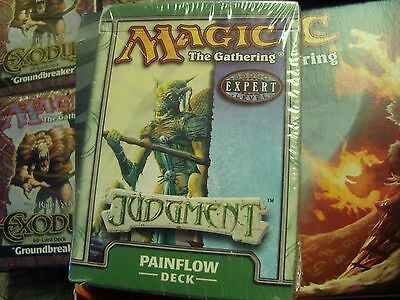 PAINFLOW Judgment NEW Deck mtg FREE Shipping Canada!