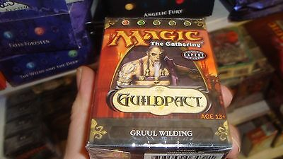 GRUUL WILDING  GUILDPACT NEW Deck FREE Shipping Canada!