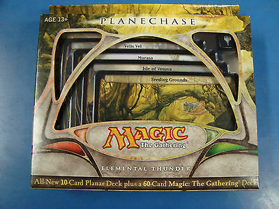 Elemental Thunder Deck from Planechase 2009 New Unopened Free Shipping Canada!