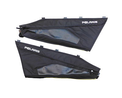 2014-2018 Polaris RZR 900 1000 4 XP S OEM Upper Door Storage Bag Pair 2880612