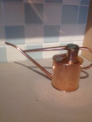 Haws Vintage copper watering can  2 pint