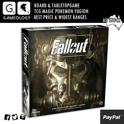 PREORDER Fallout the Board Game