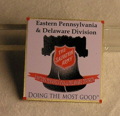 """Salvation Army  """"DOING MOST GOOD""""  EASTERN PENNSYLVANIA & DELAWARE"""