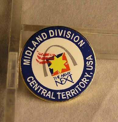Salvation Army - MIDLAND DIVISION - CENTRAL TERRITORY