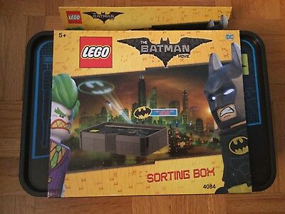 The Lego Batman Movie Sorting Storage Box Collector Edition