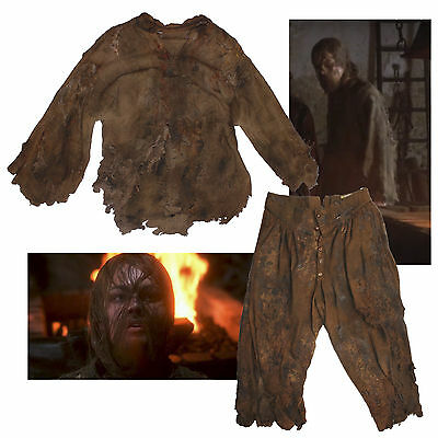 Leonardo DiCaprio Costume as the ''Man in the Iron Mask''